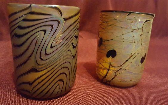 Iridescent Craig Zweifel Art Glass | eBay