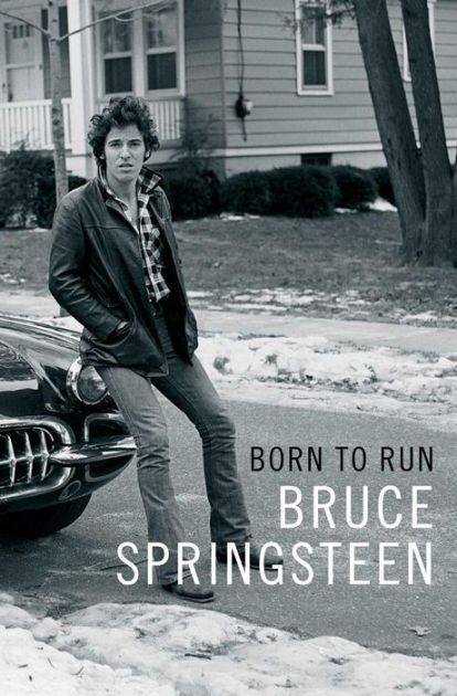 """""""Writing about yourself is a funny business…But in a project like this, the writer has made one promise, to show the reader his mind. In these pages, I've tried to do this."""" —Bruce Springsteen, from the pages of Born to Run Pre-Order at B&N Today!"""