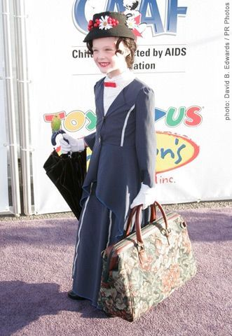 Elle Fanning as Mary Poppins