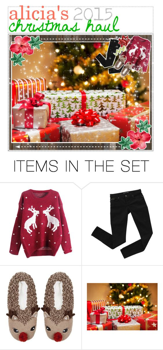 """""""my 2015 Christmas haul 