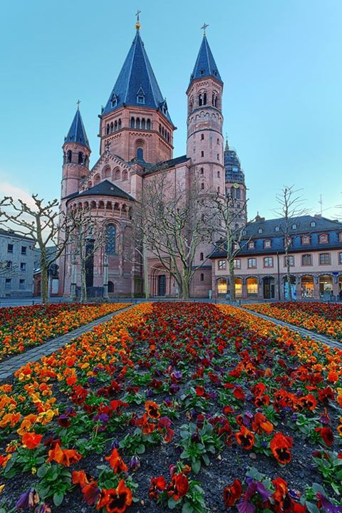 Cathedral of Mainz.