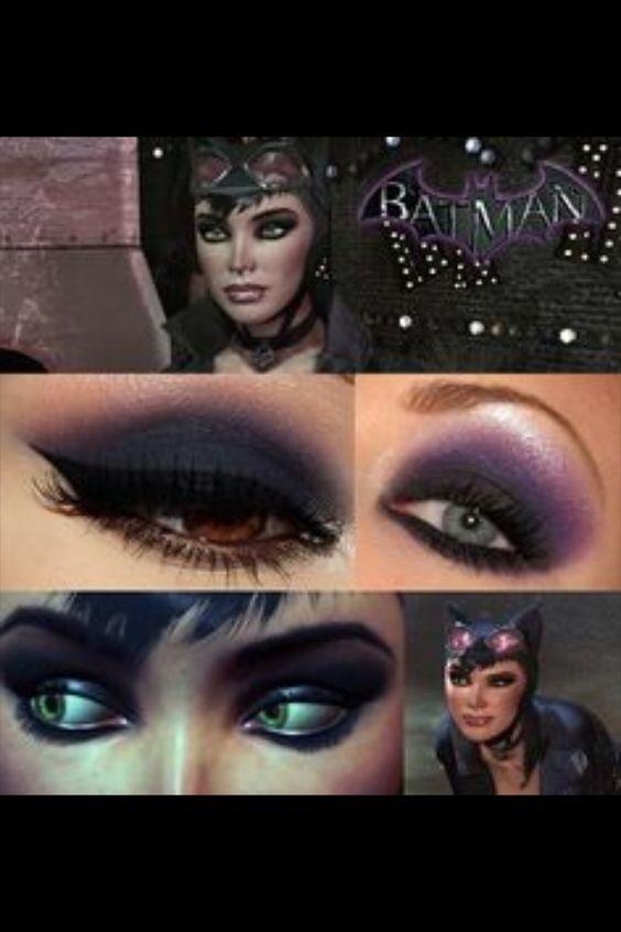 Batgirl Makeup                                                                                                                                                                                 More