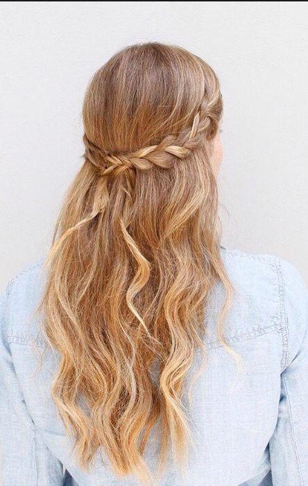 Follow me for More hair styles #cute #hair #style