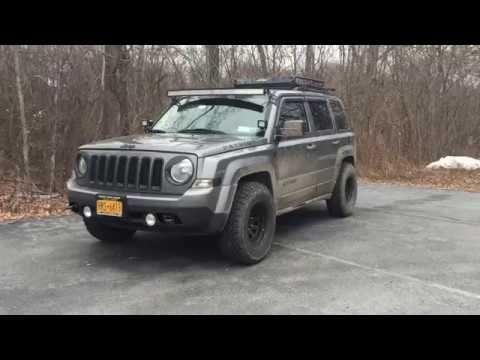 2012 Jeep Patriot Sport My Build Walk Around Youtube Jeep