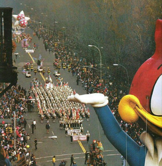 Taking it back to 1987 with Woody Woodpecker leading the way