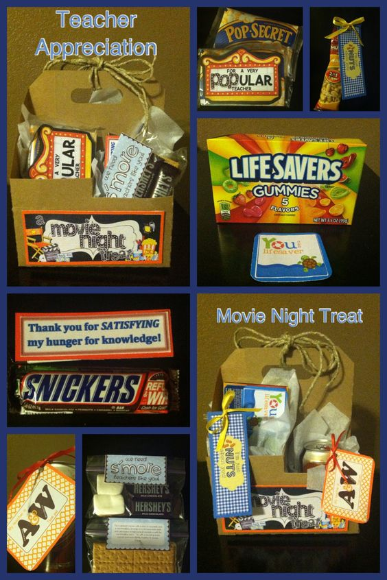 Root beer, Teacher appreciation and Movie nights on Pinterest