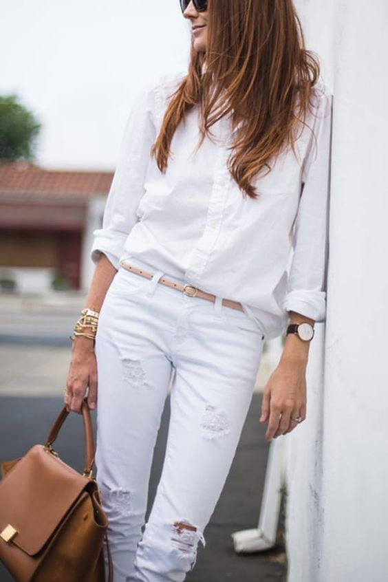 The Only 15 Items You Need to Build the Perfect Wardrobe  via @PureWow