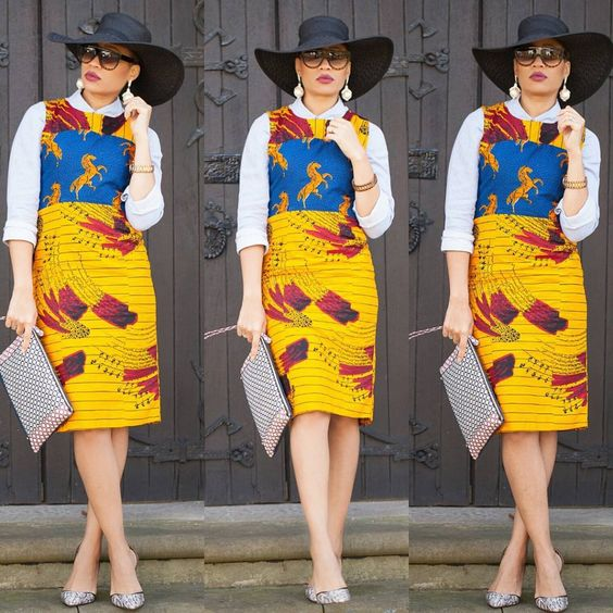 It's Another Weekend Special! Eye-Popping Ankara Styles - Wedding Digest Naija: