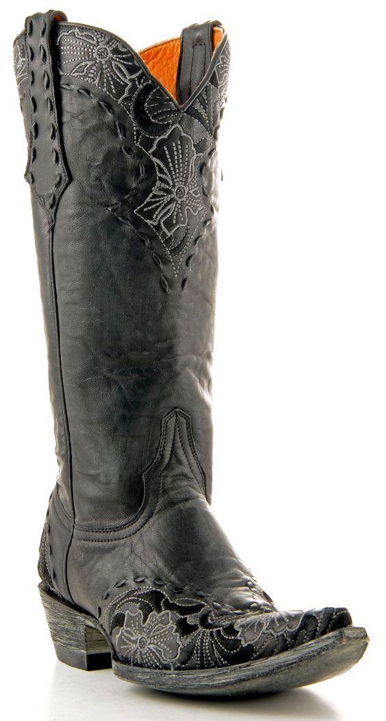 pinterest women&39s BLACK cowboy boots | Ariat Womens Black