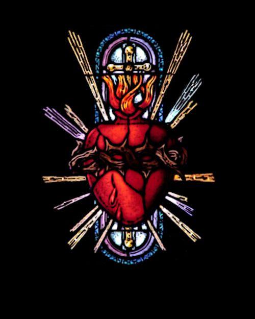sacred heart | Tumblr
