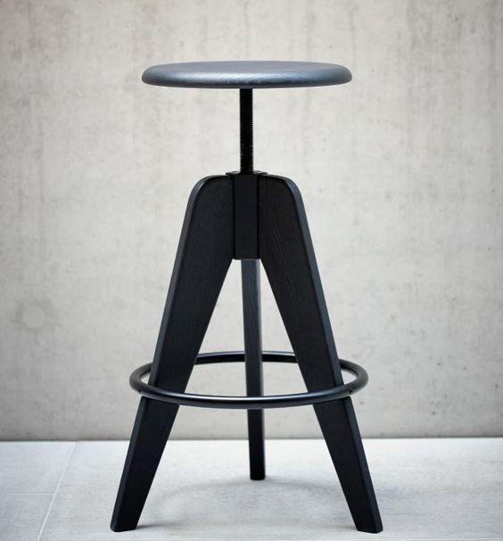 Jan Kurtz Tommy Barhocker -Nr. 1 für Designermöbel in der Schweiz