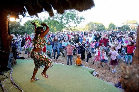 Rhythm of Africa kicks off next weekend at Werribee Open Range Zoo! Enjoy live music, African-inspired food and drinks, and activities suitable for the whole family, including African drum workshops, storytelling, games, dancing, hair braiding and face painting. And there's even a Hamper Watch to keep your picnic safe while you explore the zoo! Visit www.zoo.org.au/rhythm to find out more.