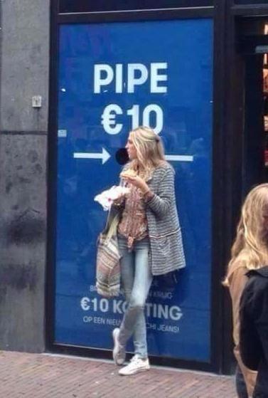 10€, c'est pas cher ! Vive les soldes !