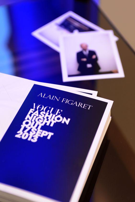 Vogue Fashion Night Out 2013 #vfno #polaroid #trendy
