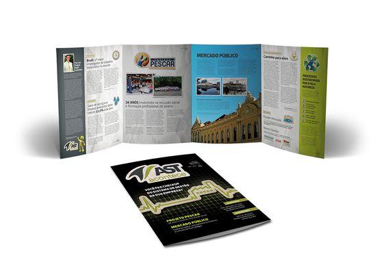 Campanha institucional - informativo AST Acontece