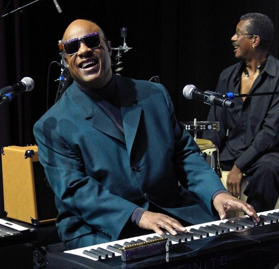 Isn't he lovely? Stevie Wonder announces his upcoming House Full of Toys benefit concert — during which he will perform his 1976 GRAMMY-winning album Songs In The Key Of Life in its entirety — at a press conference on Oct. 29 in Los Angeles