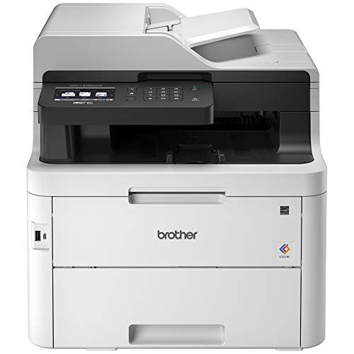 Review Brother Mfc L3750cdw Digital Color All In One Printer Laser Printer Quality Wireless Printing Duplex Printing Amaz In 2020 Brother Mfc Printer Laser Printer