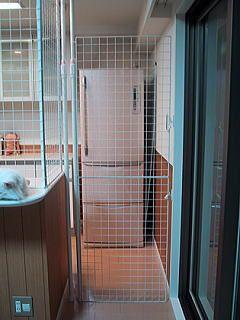 網戸のない賃貸マンションの窓に 自作 Diy で簡単な網戸をつけて