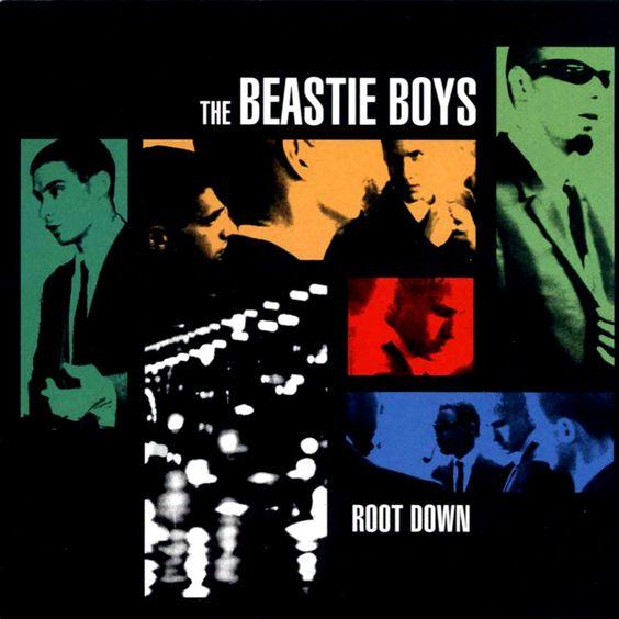 Beastie Boys – Root Down (single cover art)