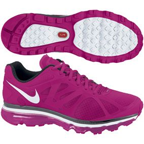 Air Max+ Running Shoe - Womens