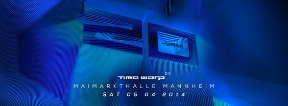 Time Warp's mammoth party in honour of the legendary Sven Väth was ...