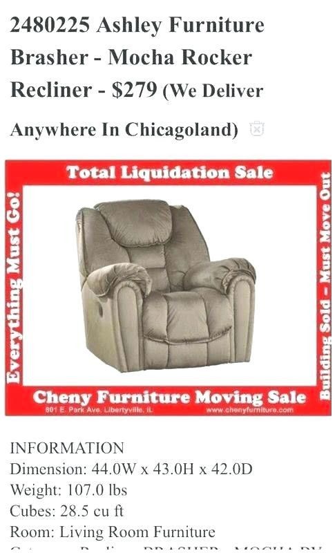 Swivel Recliners for Small Spaces apartment size rocker ...