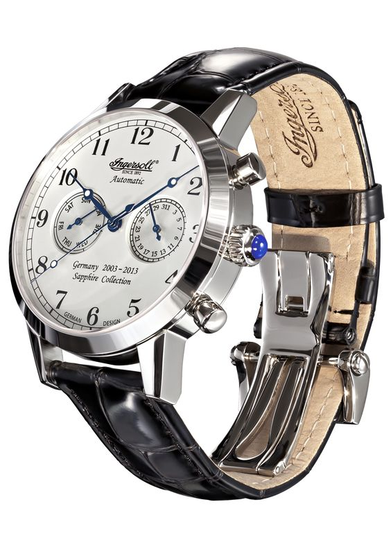 Ingersoll Moran Automatic Watch IN4410WH - Moran