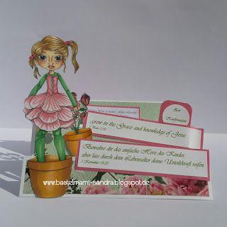 Meine 1. Konfirmationskarte | Bastelmami-Sandra aka PaWoSaDesign