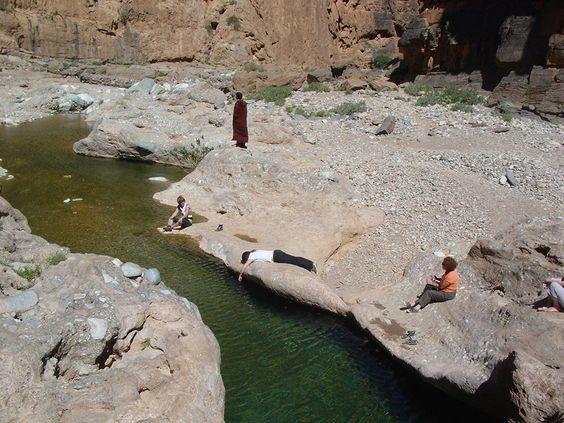 Découvrez les paysages somptueux du grand Sud marocain, entre l'anti-Atlas et le début du Sahara, aux portes du désert