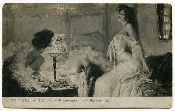 The Awakening, Matignon, 1905