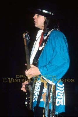 Mr. Amazing..SRV