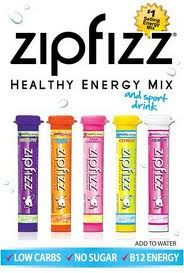 My favorite natural energy supplement!! These mixes turn a bottle/glass of water into a carbonated fruit drink! They're delicious and give you a dose of vitamins to start your day full of healthy energy without the awful crash and burn effect of coffee. (About $1 each or buy a variety pack. Visit your local independent pharmacy or health food store)
