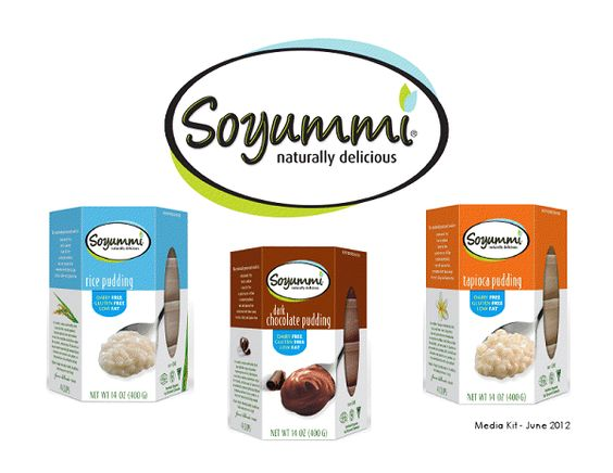 Win a 4-pack of Soyummi Puddings!