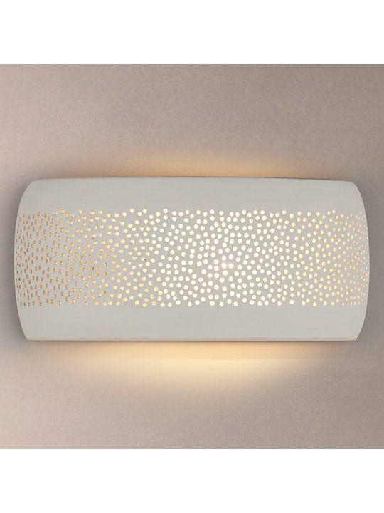 John Lewis & Partners Flynn Wall Light | Wall lights, John