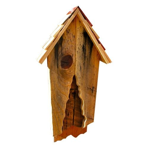 Classic Bat House - $69.00 For your other winged friends!