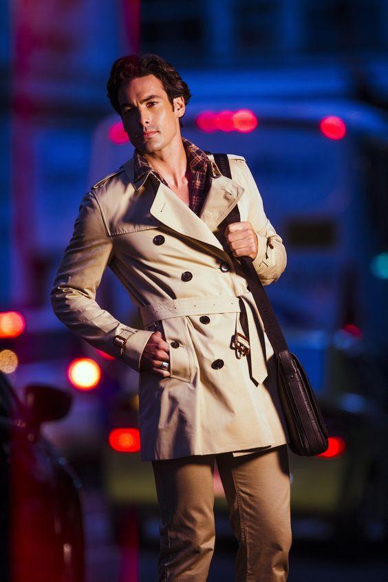 Coordenação de moda: Gilberto Júnior. Produção: Zizi Ribeiro. Modelo: Jay Zan (40° Models) Foto: Fabio Seixo
