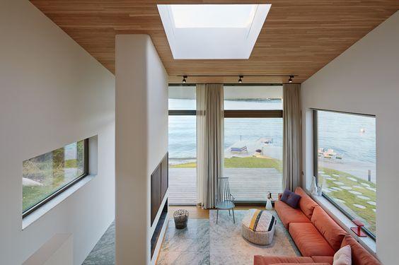 Trigueiros Architecture - Cone house, Stockholm Archipelago 2012.Photos (C)Åke E:son Lindman.