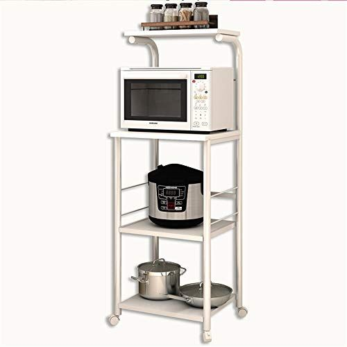 Mdyyd Microwave Oven Stand Kitchen