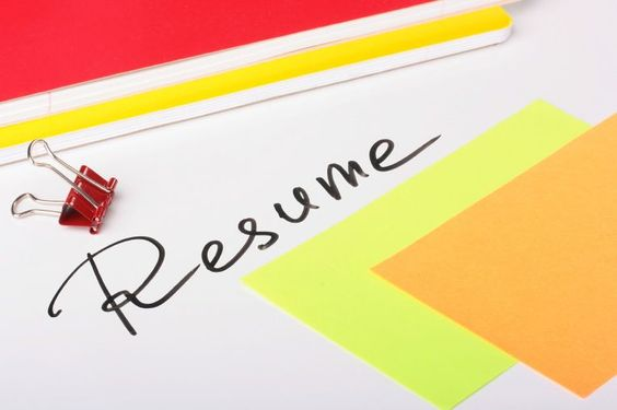 A résumé - your future on a piece of paper. Here is a step-by-step guide on how to present your résumé and get hired!