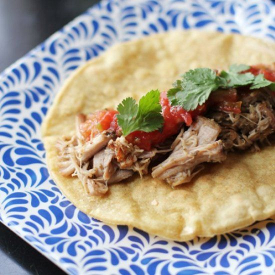 Easy Homemade Carnitas! Easy to make and irresistible!