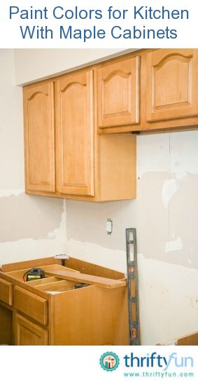 paint color advice for kitchen with maple cabinets green paint