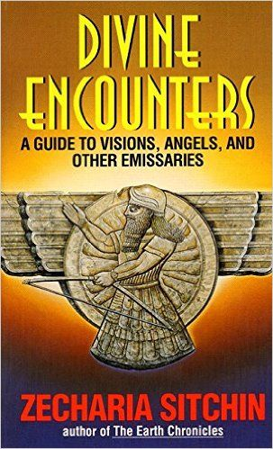 Amazon.com: Divine Encounters: A Guide to Visions, Angels and Other Emissaries (9780380780761): Zecharia Sitchin: Books