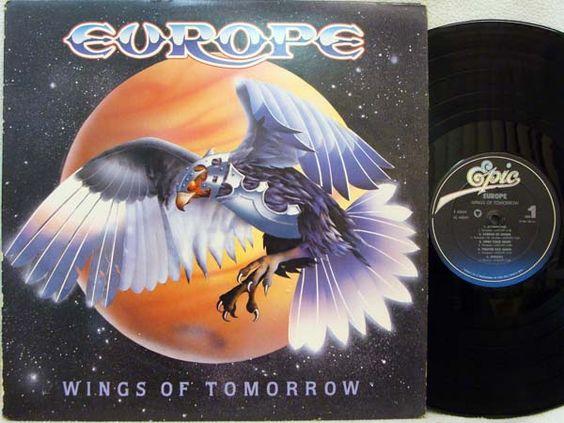 Europe - Wings Of Tomorrow - 01/11/2015