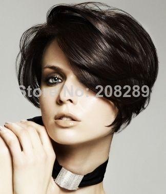 qualidade superior peruca do laço glueless completo 100% cabelo virgem cabelo humano brasileiro 10 polegadas cabelo curto( crespo encaracola...