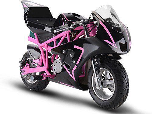 Mototec Electric 36v Mini Pocket Bike Motorcycle Review Pocket Bike Dirt Bikes For Kids Bike