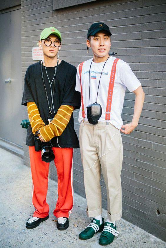 SS17 sezonundan NYFW sokak stilinin en iyisi.  #workkoreanfashion