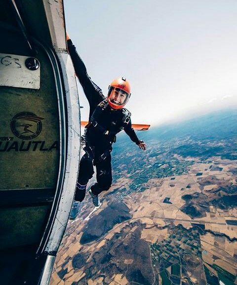 Paracaidismo Paracaidismo Deportes De Aventura Fotos