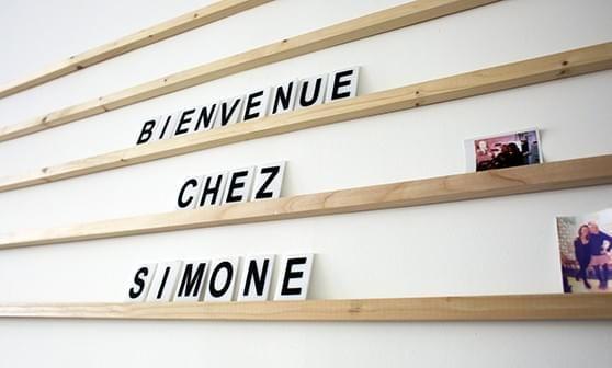 Chez Simone - Inside Closet