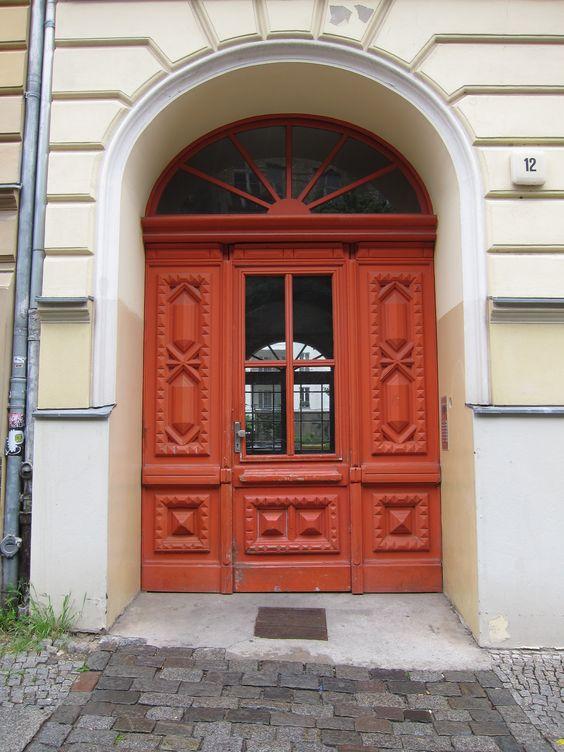 My favorite door from Berlin, Germany