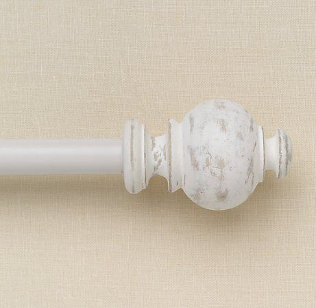 Shabby Chic Curtains Curtain Rods And Shabby Chic On